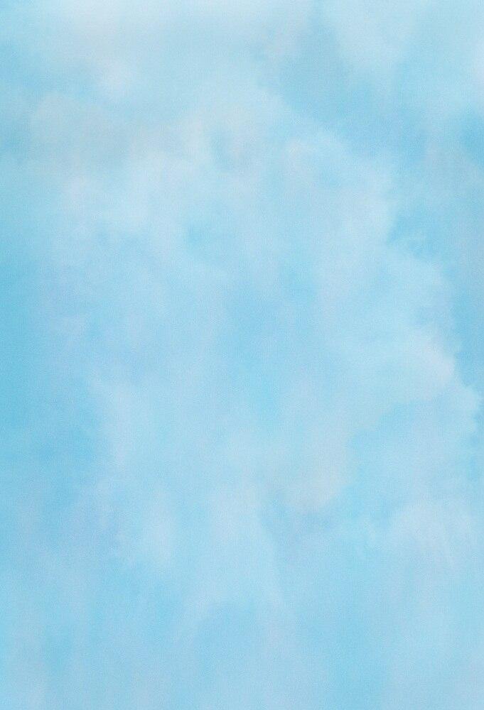 Laeacco Nuageux Gradient Couleur Portrait Bébé Nouveau-Né Origines de La Photographie Photographiques Personnalisés Décors Pour Photo Studio