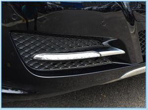 Image 5 - Car bumper daylamp for Mercedes benz W251 daytime light R320 R300 R350 R400 R500 car accessories LED DRL for W251 fog light