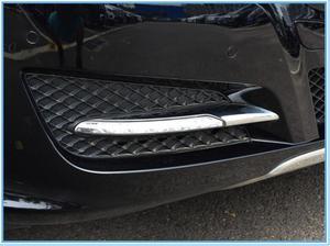 Image 5 - Xe Ốp lưng daylamp cho Xe Mercedes Benz W251 ban ngày ánh sáng R320 R300 R350 R400 R500 phụ kiện ô tô ĐÈN LED DRL BI GẦM LỒI cho W251 sương mù