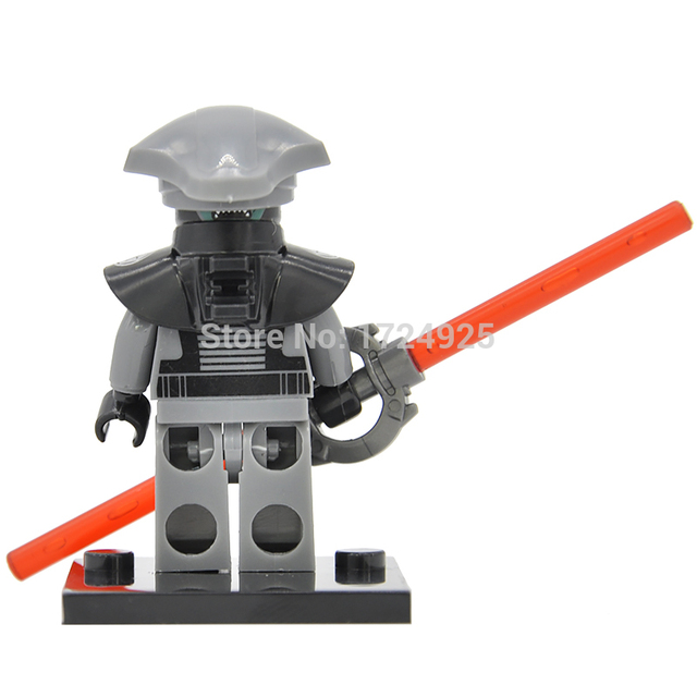Single Sale Star Wars Inquisitor Sith Red Guard figure TIE Fighter Pilot Jyn Erso Death Trooper Andor Building Blocks Toys