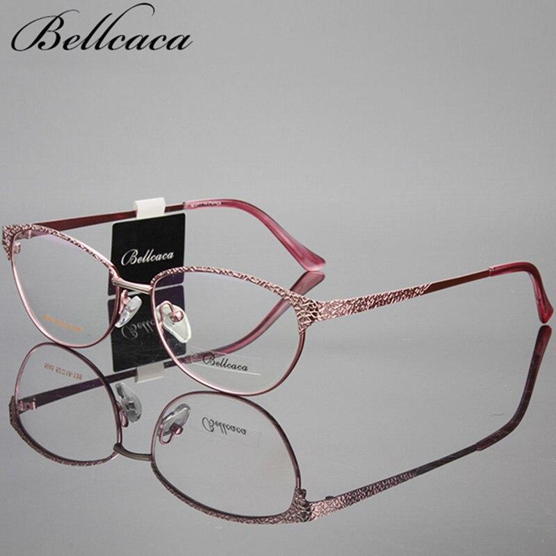 Bellcaca Brillengestell Brillen Männer Frauen Nerd Computer Optische ...