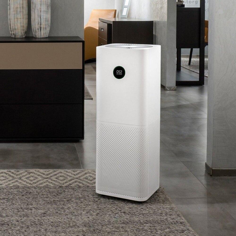 Xiao mi mi Air Purificateur Pro Filtre À Air Santé Hu mi difier Intelligent OLED CADR 500m3/h 60m3 Smartphone APP Contrôle Ménage Hepa Filt