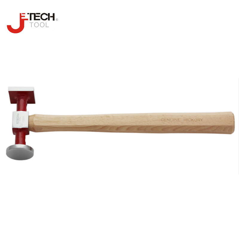 Jetech 1pc profession standard bumping light heavy shiringking hammer car auto body repair tools dent removal lifetime guarantee