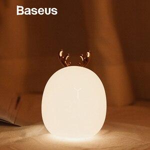 Baseus USB Gadgets Light Silic