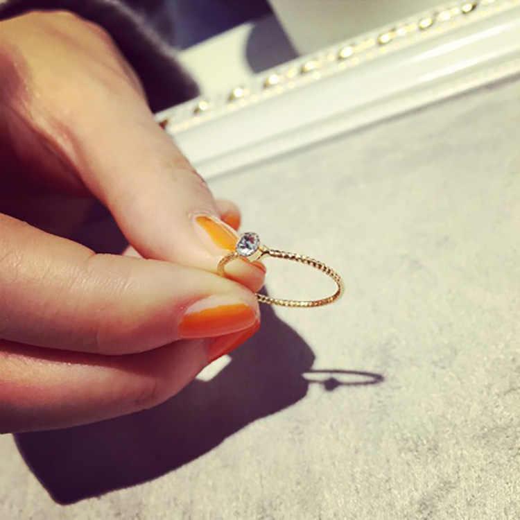 2019 nova moda feminina do vintage ondinha de água oco geométrica conjunto anéis conjuntos festa charme jóias dedo cauda anéis presentes da menina