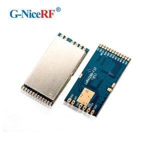 Image 5 - 2 шт., радиочастотный модуль LoRa1280F27 500 МВт 2,4G SX1280, 27 дБм 2,4 ГГц