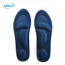2017 New Memory Foam Insoles Shoe Insoles Plantar Fasciitis Men Massage Insoles Women Pad Foot Thick Shoes