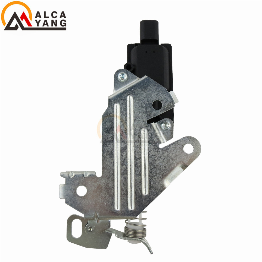 2S6T432A98AE TAILGATE BOOT LOCK RELEASE LOCKING LATCH FOR FORD FIESTA FUSION Car