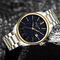Новинка 2019, Роскошные водонепроницаемые мужские кварцевые часы класса люкс с изображением звездного неба, Роскошные мужские часы Rolex_watch
