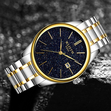 2019 New WLISTH High-end Luxury Starry Sky Waterproof Mens Quartz Watch Men  Rolex_watch