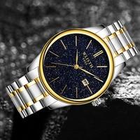 2019 New WLISTH High end Luxury Starry Sky Waterproof Men's Quartz Watch Luxury Watch Men Rolex_watch