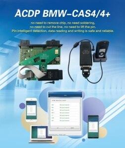 Image 5 - Mini ACDP locksmith key programmer For BMW add keys and AKL OBD2 tool read pin code