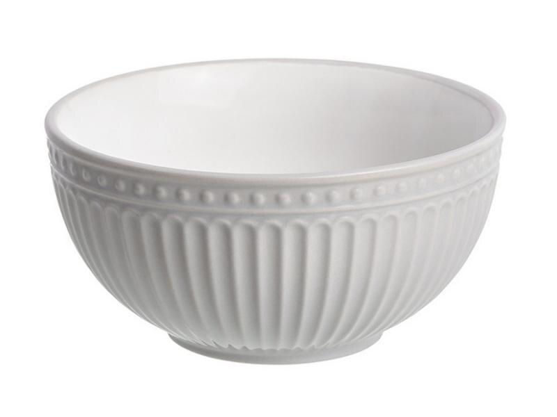 Салатник Elan gallery, Пастель, 13,5 см, серый салатник elan gallery пастель 13 3 см сиреневый