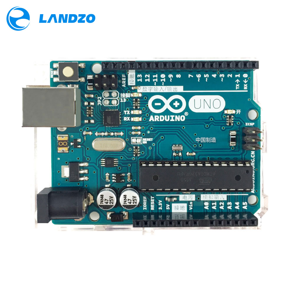 Arduino UNO R3 MEGA328P ATMEGA16U2 high quality (NO USB CABLE) For ARDUINO Starter Kit