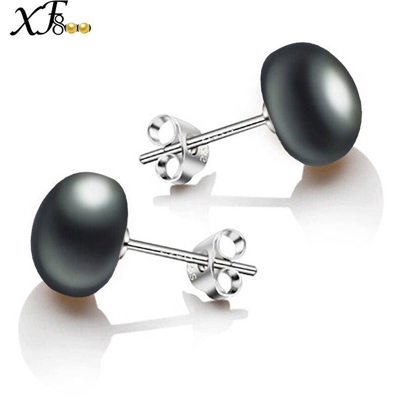 [XF800] Сережки 925 срібних ювелірних - Вишукані прикраси