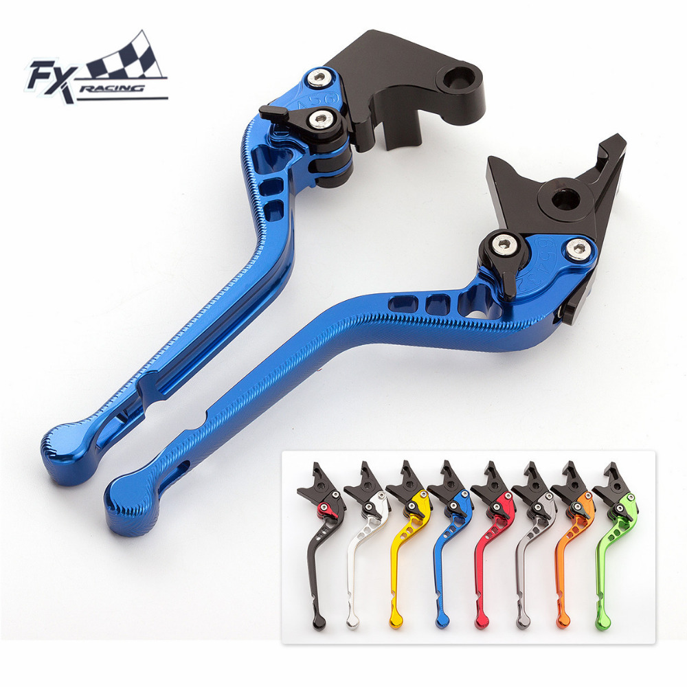 CNC 3D Design Aluminum Motorcycle Brake Clutch Lever Adjustable For Yamaha XJ 600 XJ600N XJ600S 1995 - 2003 TDM 850 1991 - 2002