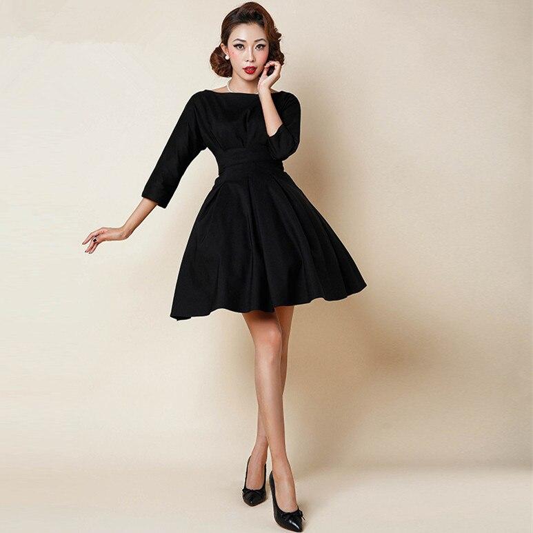 High Quality Audrey Hepburn Little Black Dress-Buy Cheap Audrey ...