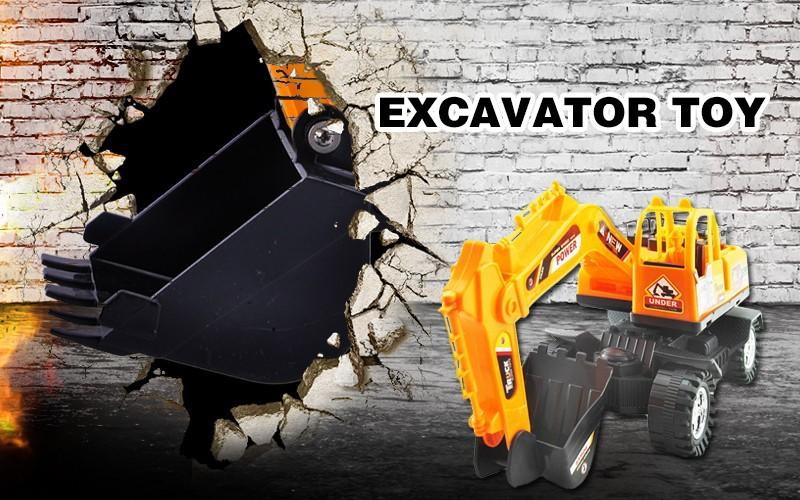 Excavator-toy