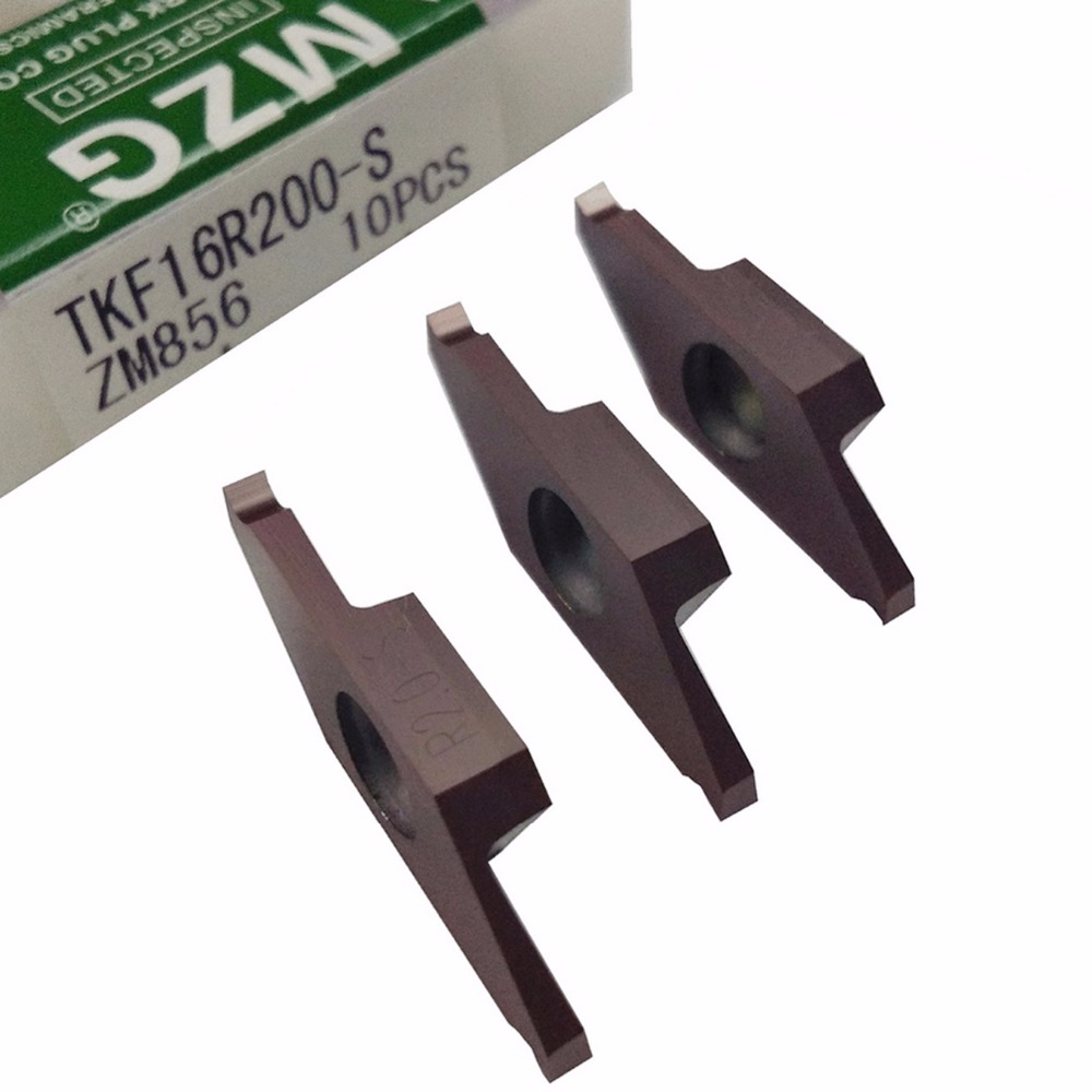 MZG TKF12R150 TKF12R200 S ZM856 CNC Small Part Machining Stainless Steel Grooving Cutting-off Toolholder Solid Carbide Inserts цена