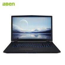 BBEN ноутбук для игр с NVIDIA GeForce GTX970M quad ядра процессора intel i7-6700K 32 ГБ DDR4 ОЗУ, 128 ГБ M.2 SSD, 1 ТБ HDD