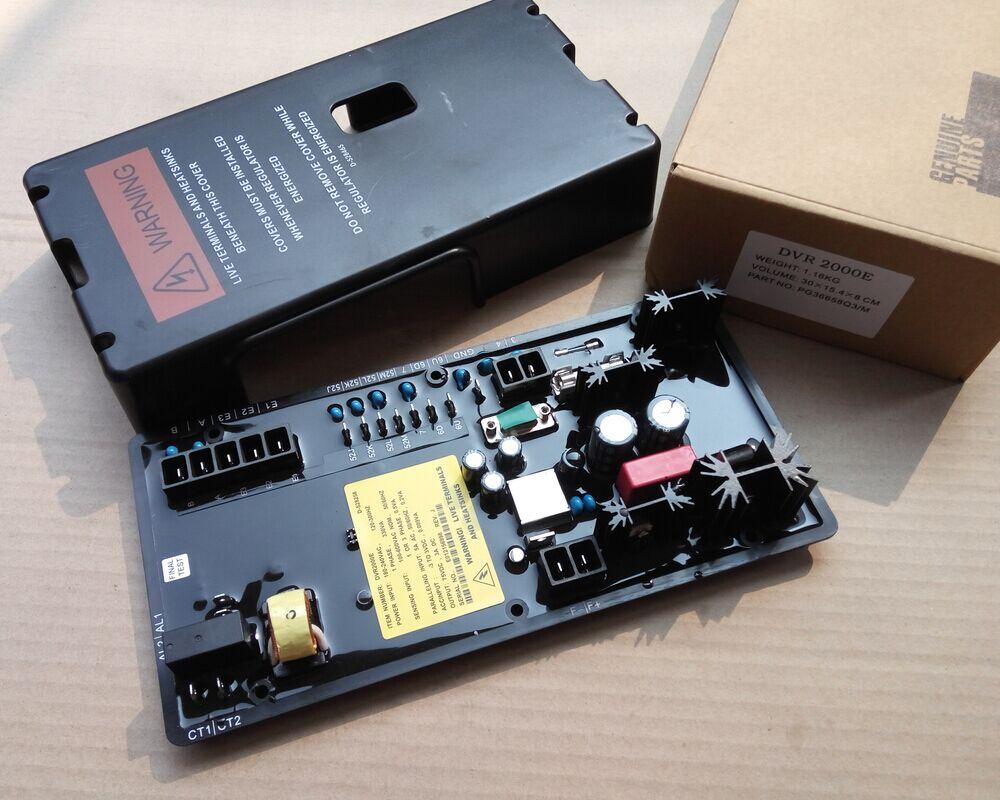 generators avr Automatic Voltage Regulator AVR DVR2000E optimal capacity planning of distributed generators