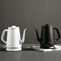 New 220V Stainless Steel Electric Kettle Household Classic Teapot 1000ml Auto Power off Protection Water Boiler