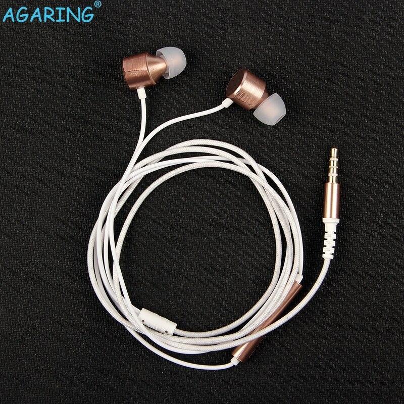 Agaring Casque LE631 pour LG G6 G5 G4 G3 V10 V20 H868 H868G H990N H968 H818 Nexus 5X Sport Écouteurs in-ear casque