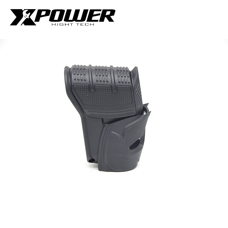XPOWER MOJO MAG WELL GRIP For Tactical Grip Airsoft Accessories CS Sports Paintball Gel Blaster Wells M4 Gearbox