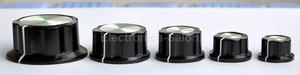 Image 2 - (100 шт./лот) ручки для кастрюль, вал 0,776x0,449 дюйма 1/4 дюйма, Φ, для любительского радио/аудио.