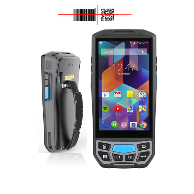 US $297 95 |Best price wifi mobile Palm handheld computer 1d 2d barcode  scanner pda organizer personal digital assistant electronics devic-in  Scanners