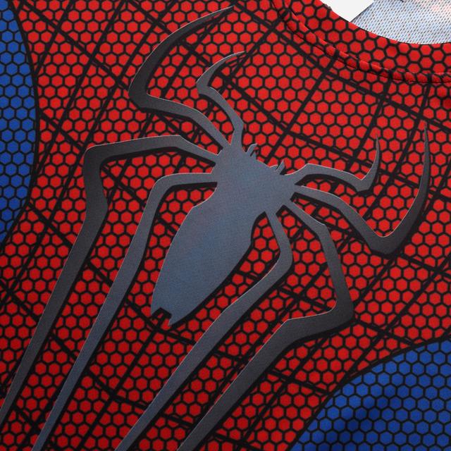 New 2018 Batman Spiderman Ironman Superman Captain America Winter soldier T shirt Avengers Costume Comics Superhero mens