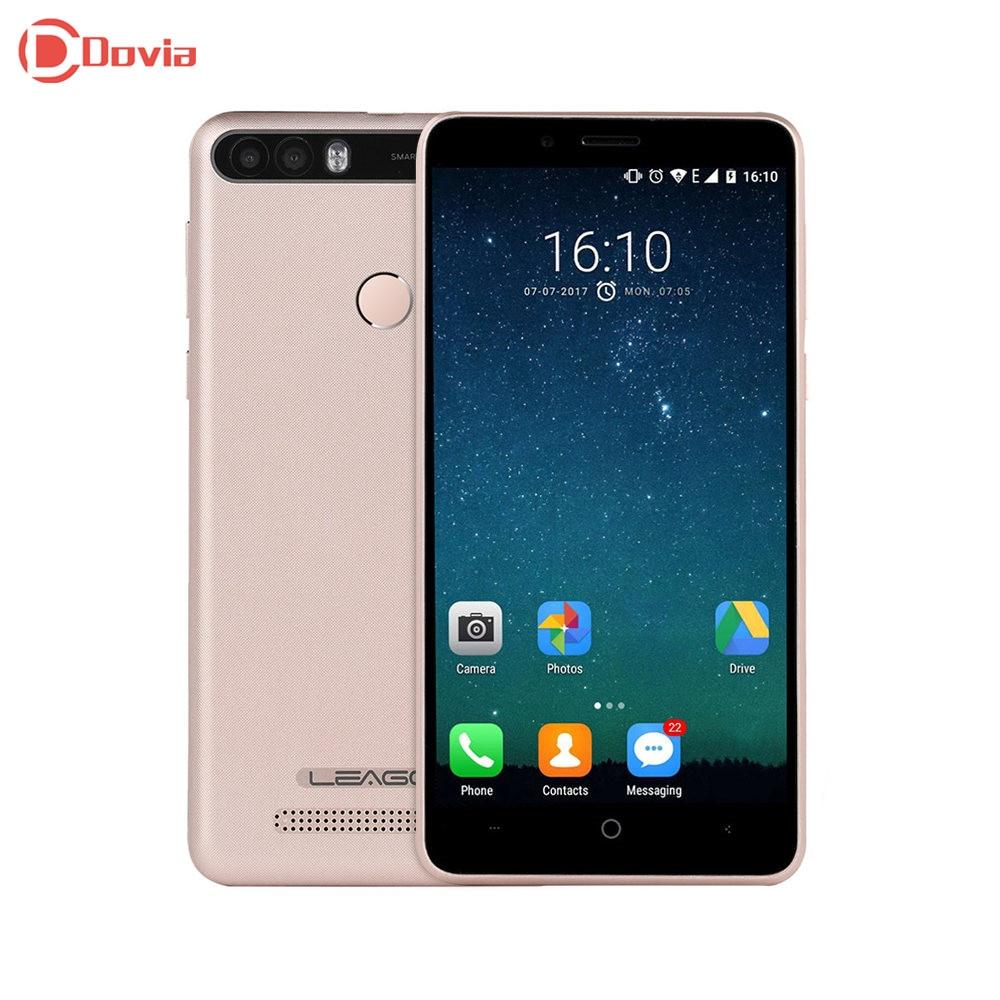 LEAGOO KIICAA POWER 3G Smartphone 5 0 Inch Android 7 0 MTK6580A Quad Core 2GB 16GB