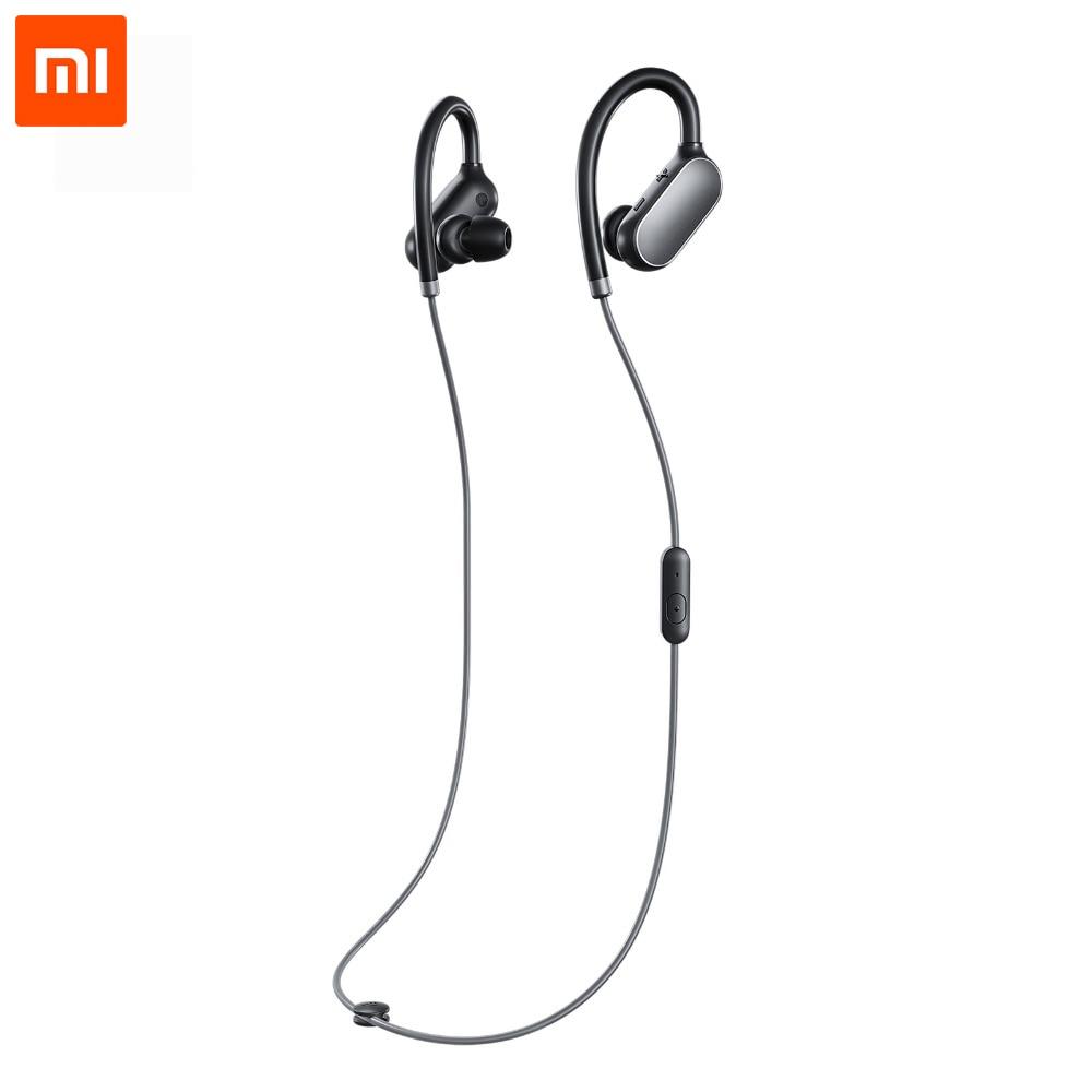 100% Original Xiaomi Sports Bluetooth Earphone,Ear Hook Earphone,Super Light Weight,7 Hours Long Working Time,Anti-sweat Design