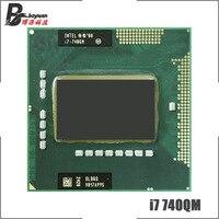 Intel Core i7 i7-740QM 740QM SLBQG 1,7 GHz Quad-Core ocho-Hilo de procesador de CPU 6W 45W hembra G1 / rPGA988A