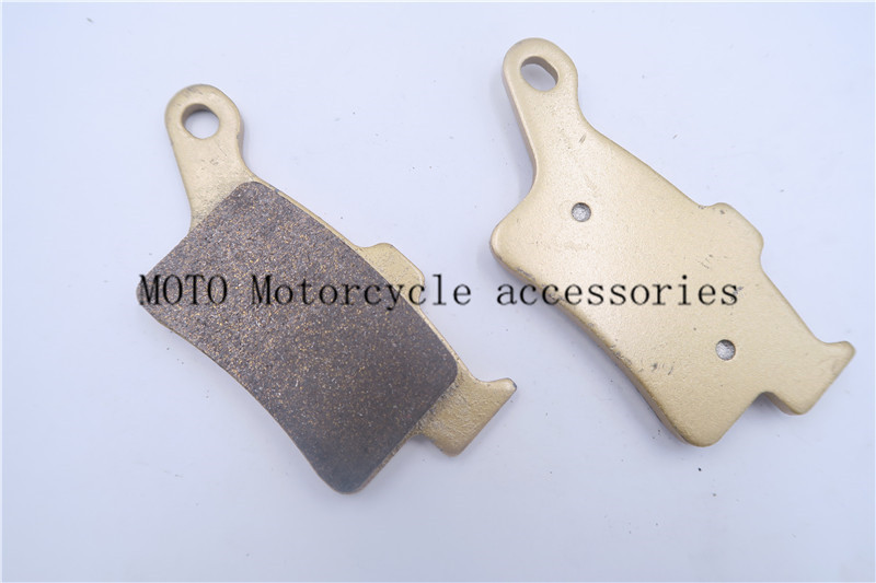 Rear Motorbike Brake Pads Disc For CAN AM Spyder RT/RT-S/RT Ltd/ST Brembo calipers 2013 Rear Brake Pads motorcycle disc brake pads fa473 fit for can am spyder rs ses 990cc 08 09 phantom black