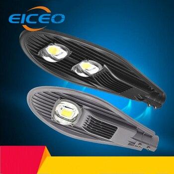 (EICEO) Светодиодный уличный фонарь, уличный, маленький, консольный, водонепроницаемый, с высоким удилищем, светодиодный, уличный фонарь 30 Вт/50