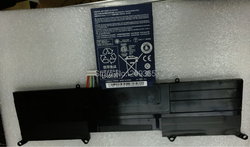 AP11D4F AP11D3F for ACER Aspire S3 S3-951 2