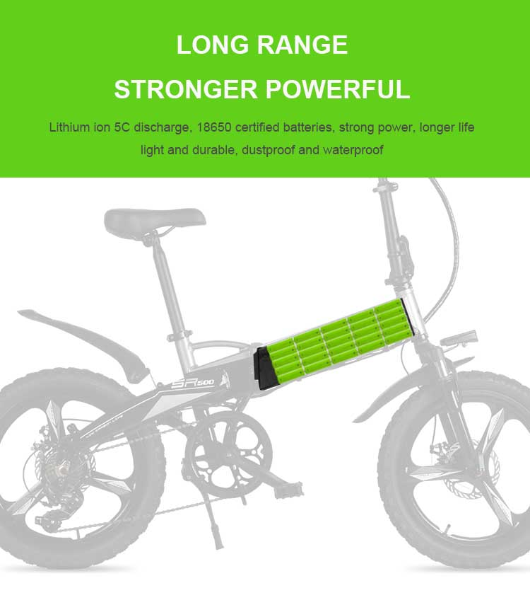 HTB1Ry6nX6DuK1RjSszdq6xGLpXa3 - Daibot Transportable Electrical Bike Two Wheels Electrical Scooters 20 inch Brushless Motor 250W Folding Electrical Bicycle 48V For Adults