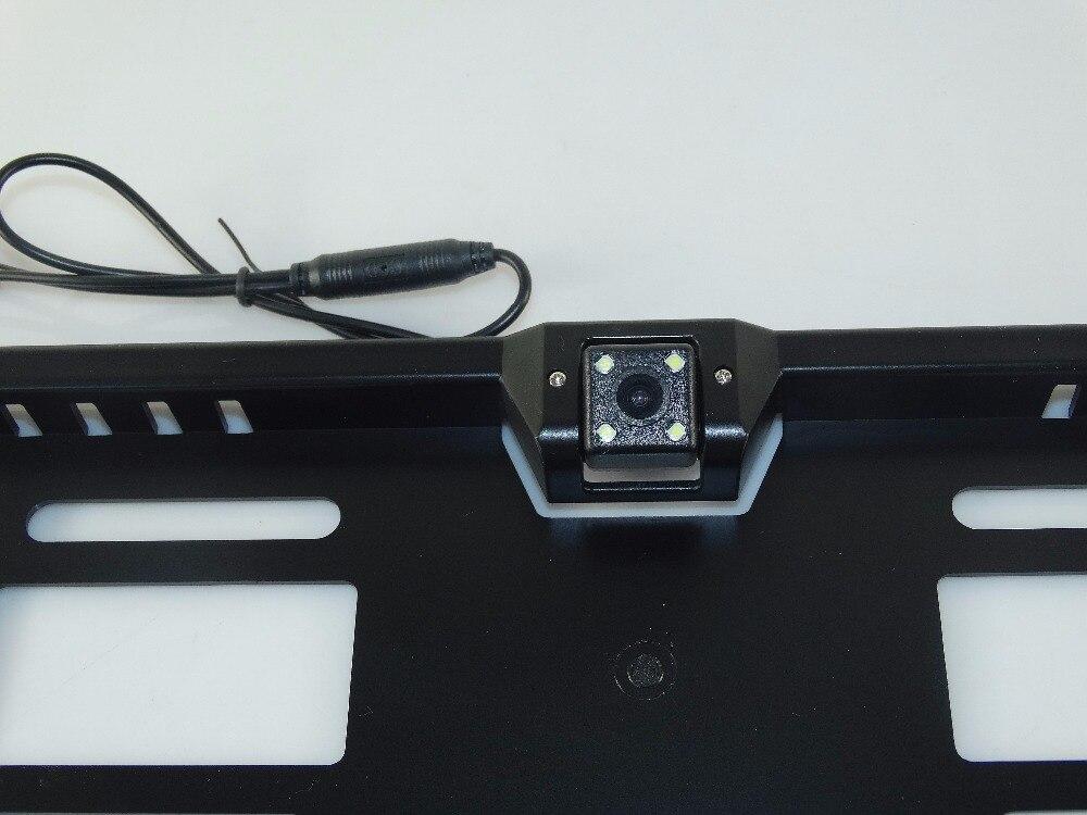 Neue Ankunft Europäische Universal Auto Nummernschild Rahmen Kamera ...