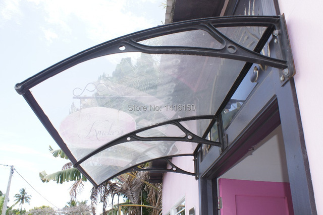 DS100200 100x200cmoutdoor window use polycarbonate coverfreesky fee entrance door cover & DS100200 100x200cmoutdoor window use polycarbonate coverfreesky ...