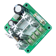 6V DC motor speed controller, 8A motor transmission, PLC can be connected to the motor controller, speed motor dc motor controller stepless speed control 6v 90v universal pwm dc motor speed controller plc 15a