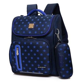 Школьный рюкзак, детские школьные сумки для девочек и мальчиков, ортопедические рюкзаки, Детская сумка, школьный ранец Mochila sac cartable enfant