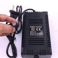 Best Price For 24v Scooter Charger Lead Acid Battery Charger 2A Electric Scooter Charger 24v Free