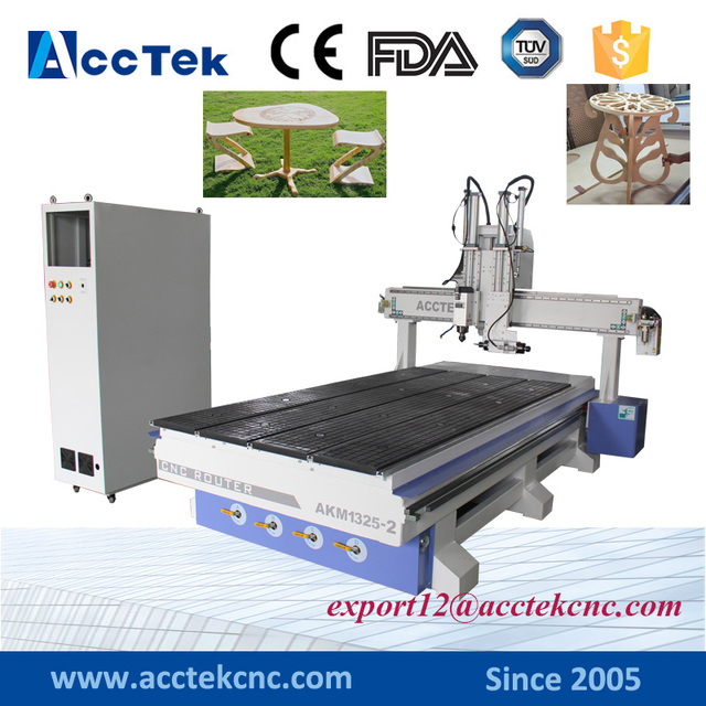 1325 Water Cooling Woodworking Machine Wood Milling Cnc Cutting For Kitchen Cabinets Woods