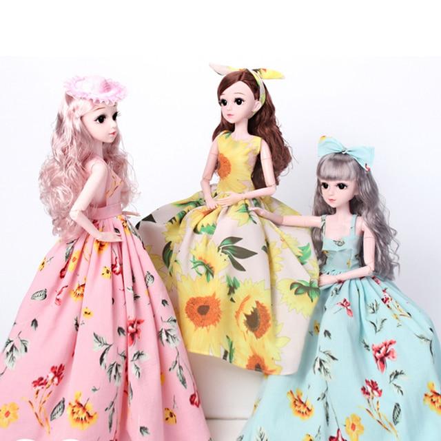 Шарнирные куклы 60 см.