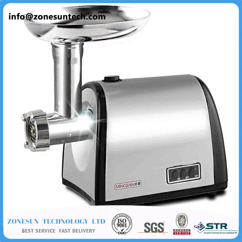 ZONESUN  SF5-V manual sausage meat stuffer stainless steel vertical sausage filling machine meat processor sausage stuffer homemade sausage meat stuffer stainless