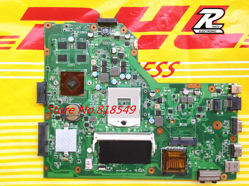 NEW,For Asus K54HR X54HR K54LY rev 2.1 / rev 2.0 system Motherboard Radeon HD 7470M 100% Tested OK
