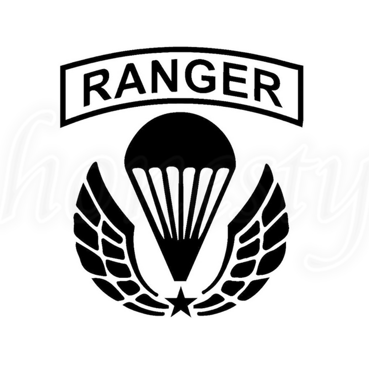 Yüksek Kaliteli Toptan Satış ranger sticker Çindeki ranger
