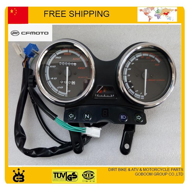 Для cfmoto cf150 150cc мотоцикла спидометр Датчик инструмент одометр спидометр бесплатная доставка