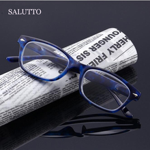 Fashion Womens Reading Glasses Men Ultra-light HD resin Women Spectacles glasses 1.0 1.5 2.0 2.5 3.0 3.5 4.0